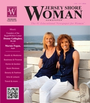 Jersey Shore Woman Cover June-July 2011