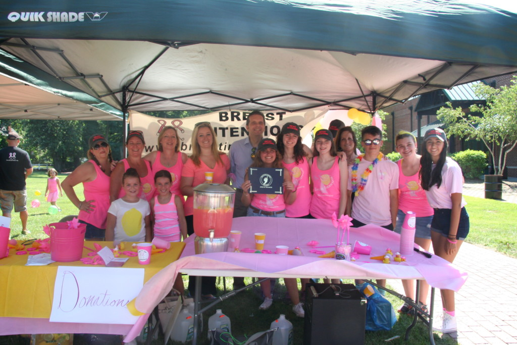 Breast Intentions Pink Lemonade Day