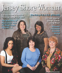 Jersey Shore Woman Fall 2014 Cover