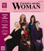 Jersey Shore Woman Cover Spring 2012