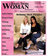 Jersey Shore Woman Cover Nov-Dec 2008