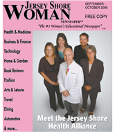 Jersey Shore Woman Cover Sept-Oct 2008