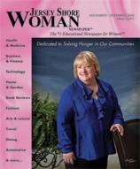 Jersey Shore Woman Cover Nov-Dec 2009