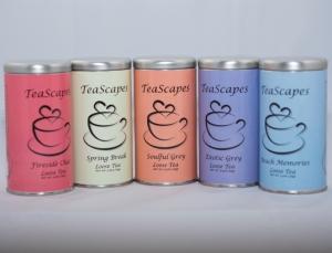 TeaScapes Teas_
