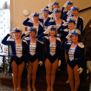 calendar girls blue uniform