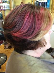 elaine maitland_summer fun hair color