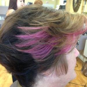 Hair Color Design by Elaine